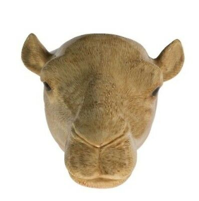 CAMEL HEAD WALL VASE by Quail Pottery CLEARANCE