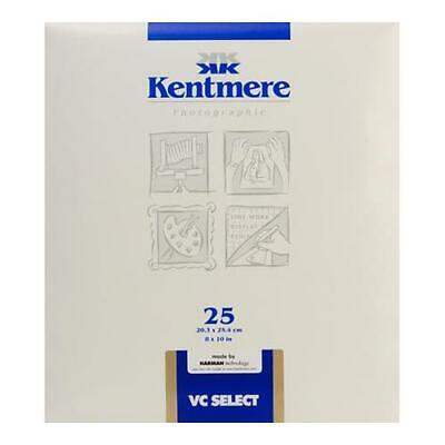 Kentmere 6007449 VC Select Paper, 8x10in, 25 Sheets