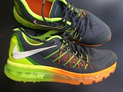 official photos 24d16 50df9 Nike Air Max Mens Uk 7 Eu 41 Trainers Running Gym Shoes