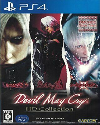 Devil May Cry HD Collection PS4 Japan