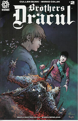 BROTHERS DRACUL #2 (AFTERSHOCK 2018 1st Print) COMIC