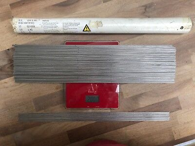 2kg 308s Stainless Steel TIG Welding Filler Wire Rods 2.4mm x 500mm 308L