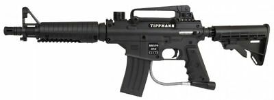 Paintball Markierer Tippmann Bravo One Elite Tactical .68 Cal schwarz