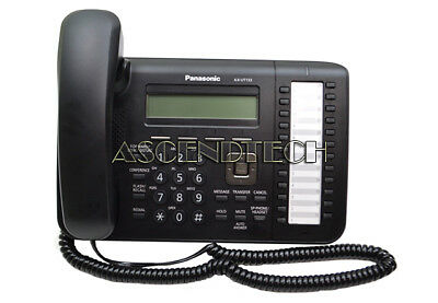 Panasonic Sip Single Line Telephone Acjipnankx-Ut136 216A-Kxut136 Kx-Ut133-B Usa