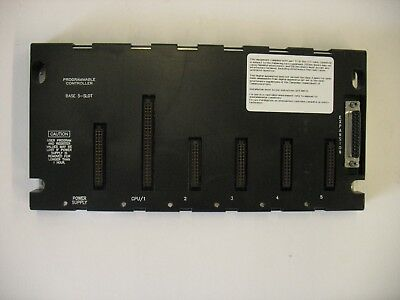 GE Fanuc IC693CHS391H 10-Slot Expansion Baseplate Qty