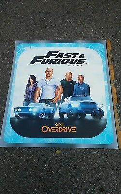 Toys R Us R Zone 31 36 Fast Furious Anki Overdrive Signage