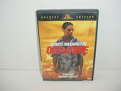 Out Of Time DVD Movie