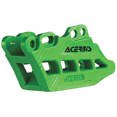 Acerbis 2410970006 Chain Guide Block 2.0 Green