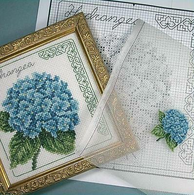"""18"""" x 19"""" Piece of 32 Count SILK GAUZE Embroidery Fabric * Great for Miniatures"""