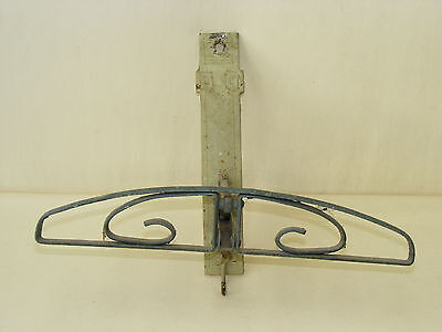 Beautiful Old Folding Wardrobe-Folding Hook Clothes Hook Dress Fan