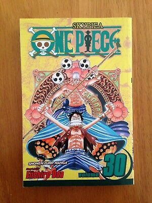 One Piece Volume 30 preowned