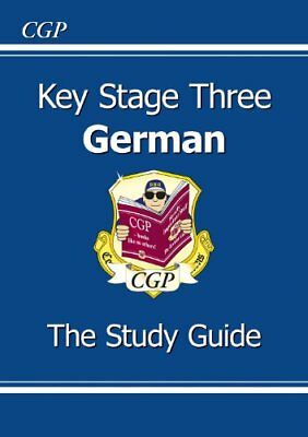 Key Stage 3 German: The Study Guide-CGP Books