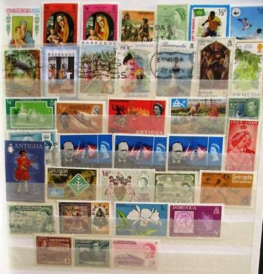 West Indies/Caribbean nations selection (36) just $2.00