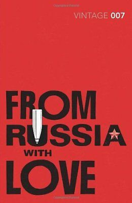 From Russia with Love: James Bond 007 (Vintage Classics)-Ian Fleming, Tom Rob S