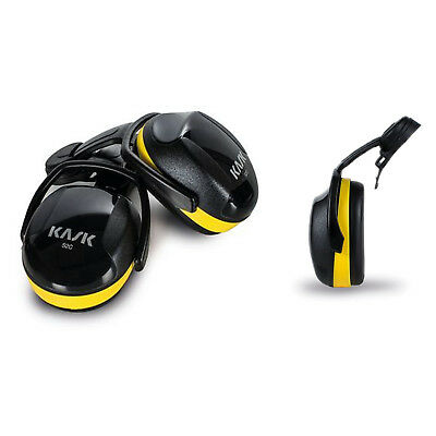 Kask SC2 Ear Defenders Muffs For Use With Safety Helmet Hard Hat Forestry EN352