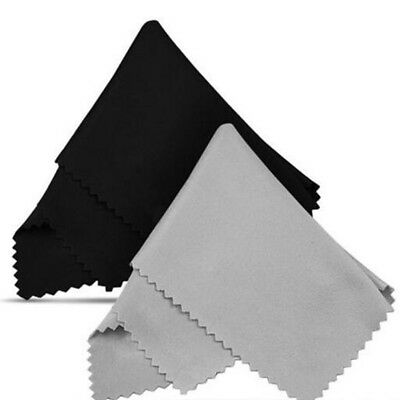 10PCS Microfiber Cleaner Cleaning Cloth For Phone Screen Camera Lens Eye Glasses