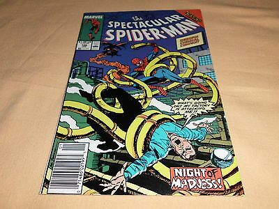SPECTACULAR SPIDER-MAN (Vol.1) # 146 ~ Mark Jewelers insert