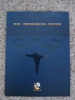 FALL SALE! Official 2017 Blue Angels Yearbook--Pride, Professionalism, Precision