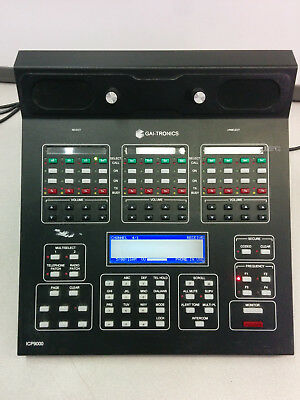 Gai-Tronics ICP9004A Dispatch Console