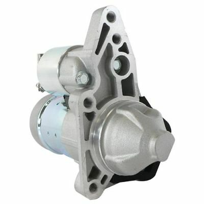 New Starter For Nissan Versa 1.6L 09 10 11 Total Power Parts