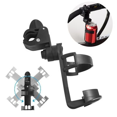 Universal Drink Bottle Cup Holder For Baby Stroller Bike Scooters Wheelchairs