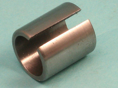 7/8 X 1-1/8 X 1-1/4 Shaft Adapter Pulley Bore Reducer Bushing Sleeve Spacer