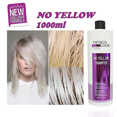 Shampoo Silver AntiGiallo No Yellow - Bheysè Professional 200ml - Renèe Blanche