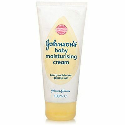 Johnson's® Top-To-Toe® Moisturising Baby Cream 100ml