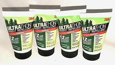 Ultrathon Insect Repellent 2 oz (Pack of 4)