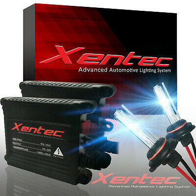 Xentec Slim HID Kit Xenon Light H1 H3 H11 H7 9005 40000LM for 2003-2015 Mazda 6