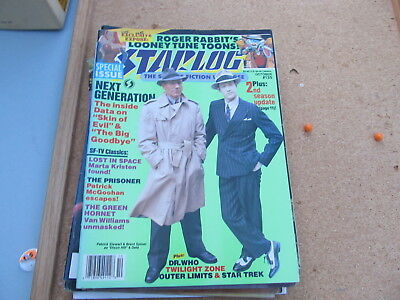 Starlog Magazine vintage issue 135
