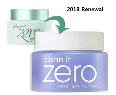 Brand New BANILA CO Clean It Zero Cleansing Balm Purity Makeup Remover 100ml