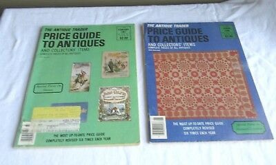 The Antique Trader Price Guide To Antiques And Collectors' Items June, 1986 - Fe