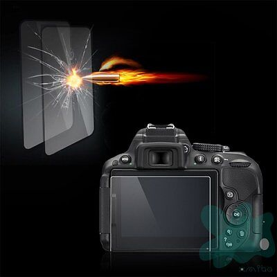 LYNCA Hardened Glass Camera Screen Protector Film for NIKON D700/D7000