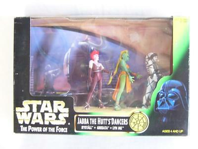 Star Wars Potf | Power Of The Force | Jabba The Hutt Dancers | Kenner 1998