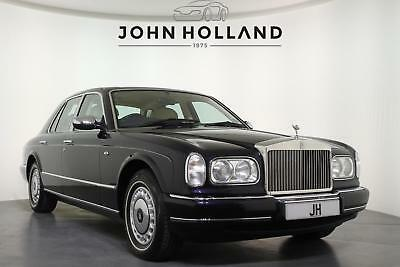 1999 Rolls-Royce Silver Seraph Auto, Rare and Collectable, Outstanding Condition