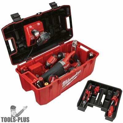 "Milwaukee 48-22-8020 26"" Jobsite Work Box New"