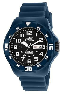 Invicta 25324 Men's Coalition Forces 45mm Black Dial Watch