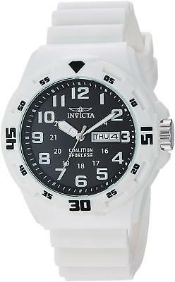 Invicta 25326 Men's Coalition Forces 45mm Black Dial Watch