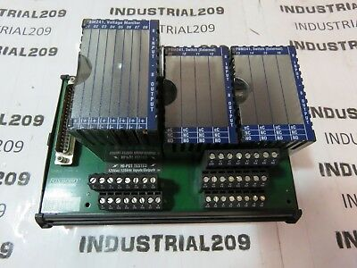 FOXBORO P0916AS 0D RY1221 3563 w/ 3 MODULES NEW