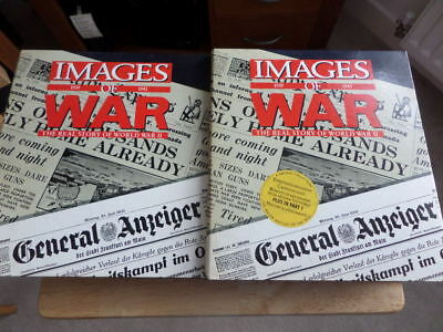 Images Of War The Real Story Of World War Ii - 2 Folders, Issues 1-24 Complete