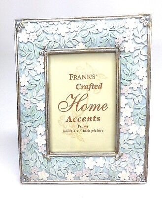 BEAUTIFUL NICOLE MILLER Home Free Standing Picture Frame 4 X 6 ...