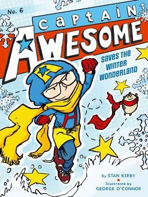 Captain Awesome Saves the Winter Wonderland