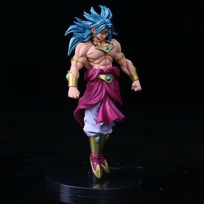 8.7'' Dragon Ball Dragonball Z Blue Super Saiyan Broly Broli Action Figure Toy