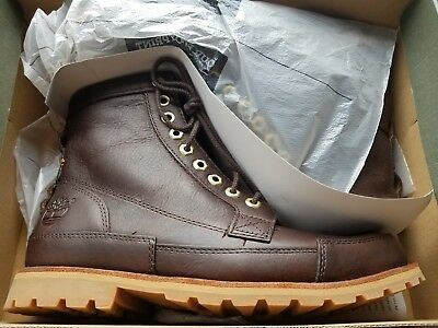 58c4f3d04e53 9703B Mens Timberland Earthkeepers Original Leather 6-Inch Boots  Tb09703B214 8.5