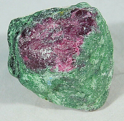 A BIG! 100% Natural Red RUBY Crystal In a Zoisite Matrix! Tanzania 219gr