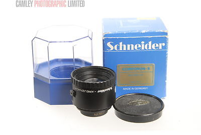Schneider Componon-S 100mm Enlarger Lens. Boxed. . Condition - 4E [7755]