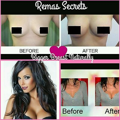 Bigger Breast Extra Strength Enhancement Volufiline, Maca, Enlargement,Growth