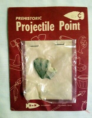 Prehistoric Projectile Point - 1 1/2""