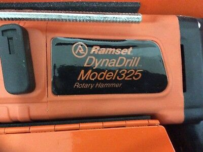Ramset Dynadrill 325 New Never Used